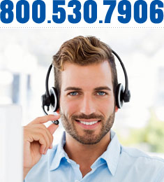 Call Our Customer Service. Tel: (800) 530-7906