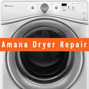 Los Angeles Amana Dryer Repair and Service. Tel: (800) 530-7906
