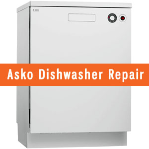 Los Angeles Asko Dishwashers Repair and Service. Tel: (800) 530-7906