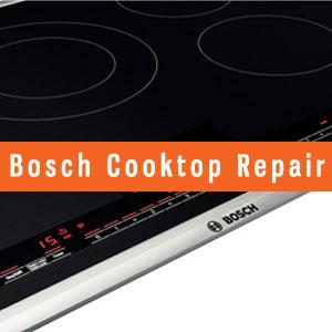 Bosch Cooktops Repair