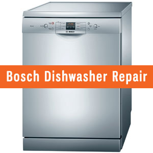 Los Angeles Bosch Dishwashers Repair and Service. Tel: (800) 530-7906