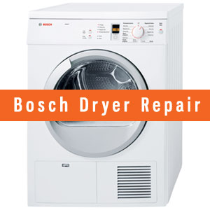 Los Angeles Bosch Dryers Repair and Service. Tel: (800) 530-7906