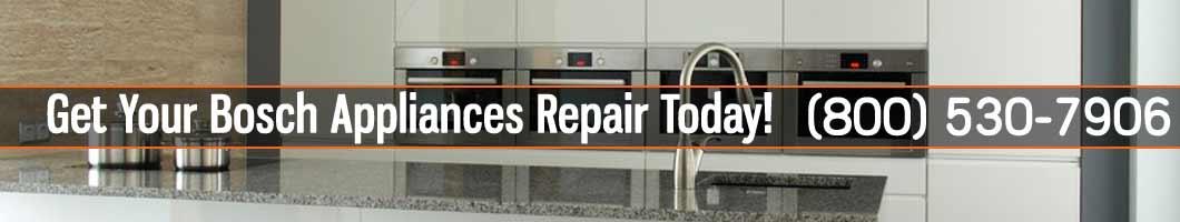 Los Angeles Bosch Appliances Repair and Service. Tel: (800) 530-7906