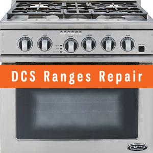 Los Angeles DCS Ranges Repair and Service. Tel: (800) 530-7906
