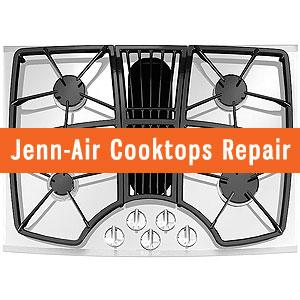 Great Los Angeles Jenn Air Cooktops Repair And Service. Tel: (800) 530