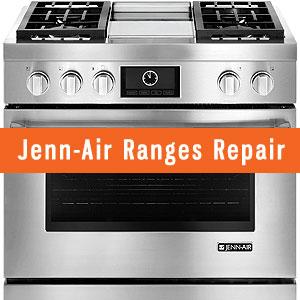 Los Angeles Jenn Air Ranges Repair And Service. Tel: (800) 530