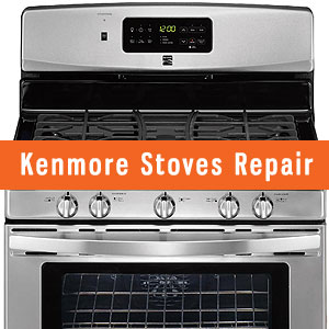 Los Angeles Kenmore Stoves Repair and Service. Tel: (800) 530-7906