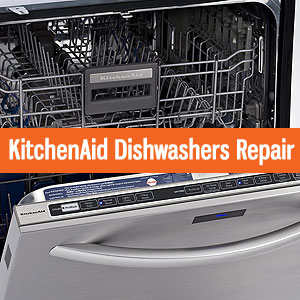 Los Angeles KitchenAid Dishwashers Repair and Service. Tel: (800) 530-7906