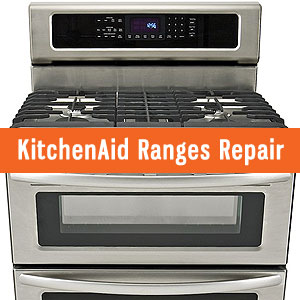 Los Angeles KitchenAid Ranges Repair and Service. Tel: (800) 530-7906