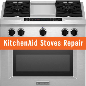 Los Angeles KitchenAid Stoves Repair and Service. Tel: (800) 530-7906
