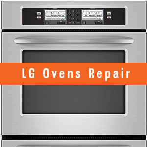 Los Angeles LG Ovens Repair and Service. Tel: (800) 530-7906