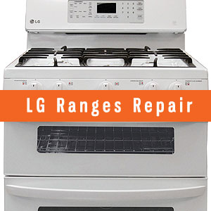 Los Angeles LG Ranges Repair and Service. Tel: (800) 530-7906