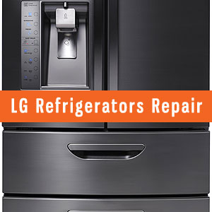 Los Angeles LG Refrigerators Repair and Service. Tel: (800) 530-7906