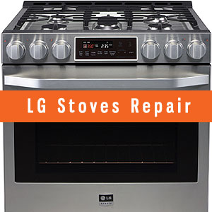 Los Angeles LG Stoves Repair and Service. Tel: (800) 530-7906