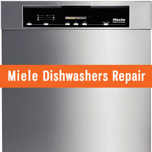 Los Angeles Miele Dishwashers Repair and Service. Tel: (800) 530-7906