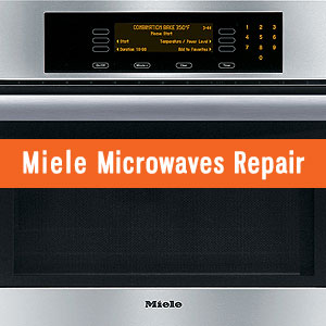 Los Angeles Miele Microwaves Repair and Service. Tel: (800) 530-7906