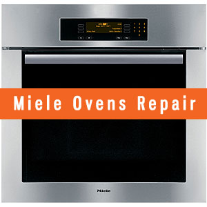Los Angeles Miele Ovens Repair and Service. Tel: (800) 530-7906