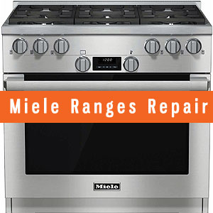 Los Angeles Miele Ranges Repair and Service. Tel: (800) 530-7906