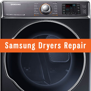 Los Angeles Samsung Dryers Repair and Service. Tel: (800) 530-7906