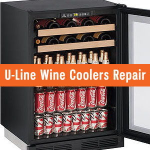 Los Angeles U-Line Wine Coolers Repair and Service. Tel: (800) 530-7906