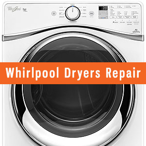 Los Angeles Whirlpool Dryers Repair and Service. Tel: (800) 530-7906