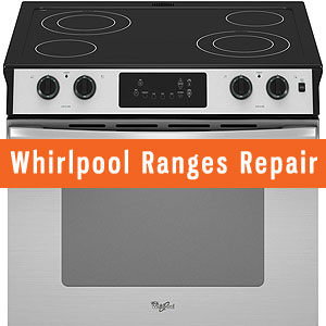 Los Angeles Whirlpool Ranges Repair and Service. Tel: (800) 530-7906