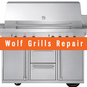 Los Angeles WOLF Grills Repair and Service. Tel: (800) 530-7906