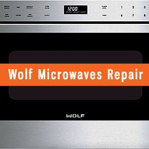Los Angeles WOLF Microwaves Repair and Service. Tel: (800) 530-7906