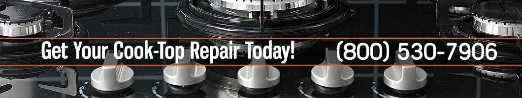 Cooktop Repair and Service. Tel: (800) 530-7906