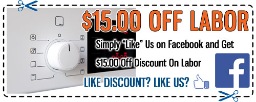 Appliance Repair Facebook Discount Coupon - Click to Print