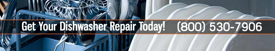 Dishwasher Repair and Service. Tel: (800) 530-7906
