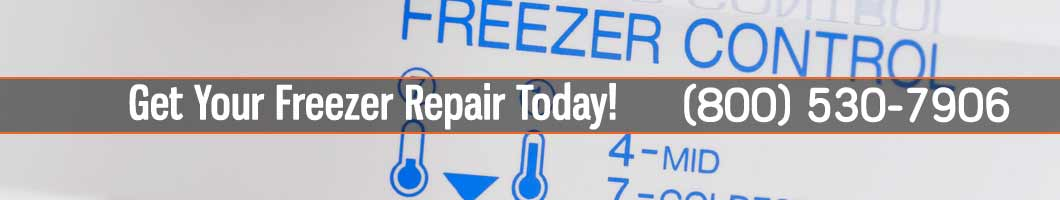 Freezer Repair and Service. Tel: (800) 530-7906