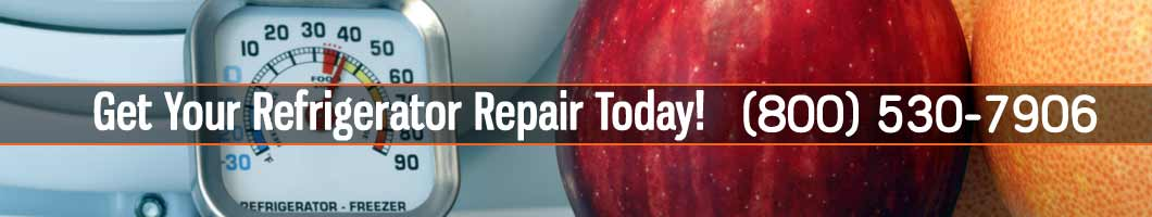 Refrigerator Repair and Service. Tel: (800) 530-7906